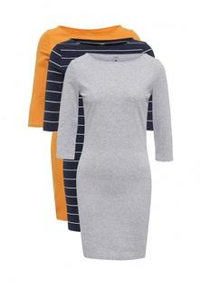 Комплект платьев 3 шт. oodji