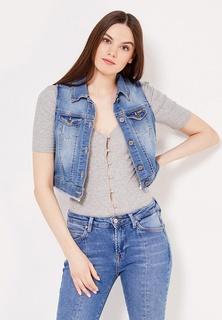 Жилет джинсовый Motivi