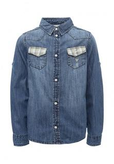 Рубашка джинсовая Guess