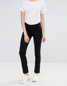 Прямые джинсы Waven Mari - Черный