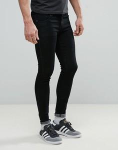 Черные супероблегающие джинсы Always Rare Mickey - Черный