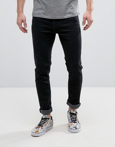 Черные джинсы скинни Hoxton Denim - Черный
