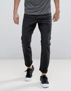 Черные повседневные брюки Esprit 5 - Черный