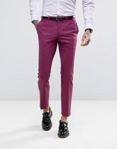 Супероблегающие брюки Noose & Monkey - Розовый