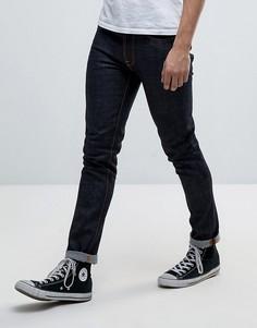 Темные джинсы Nudie Jeans Co Lean Dean - Темно-синий