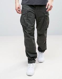Свободные брюки-карго с поясом G-Star BeRaw Rovic Qane - Серый