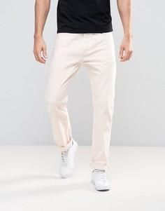 Свободные розовые джинсы Weekday Vacant - Розовый