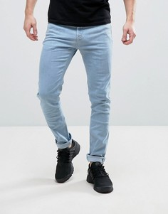 Светлые джинсы скинни Hoxton Denim - Синий