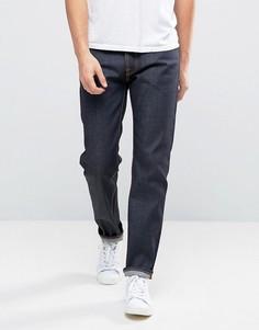 Джинсы из саржи Nudie Jeans - Синий