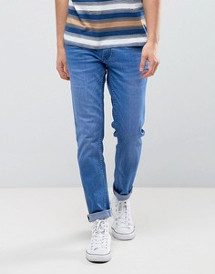 Зауженные джинсы Burton Menswear - Синий