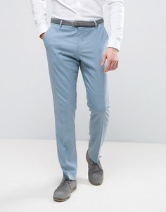 Узкие брюки Selected Homme - Синий