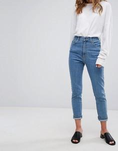 Джинсы в винтажном стиле Dr Denim - Синий