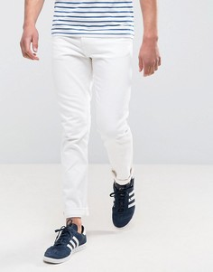 Белые джинсы скинни Weekday Friday - Белый