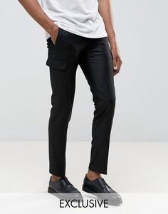 Зауженные брюки карго Noak - Черный