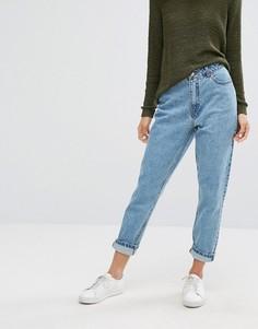Джинсы в винтажном стиле Only - Синий