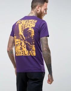 Футболка Edwin - Фиолетовый