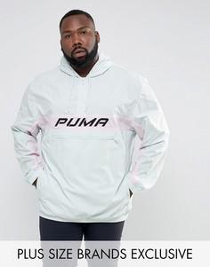 Голубая футболка Puma PLUS эксклюзивно для ASOS 57659902 - Синий