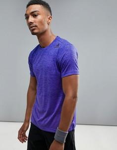 Синяя футболка adidas Training BR4199 - Темно-синий