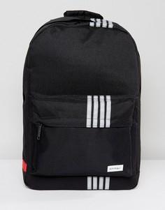 Рюкзак со светоотражающими полосами Spiral - Черный