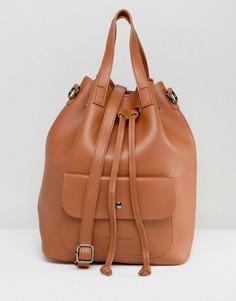 Туристический рюкзак без подкладки Claudia Canova - Рыжий