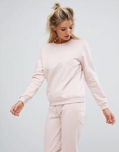 Розовый свитшот South Beach - Розовый