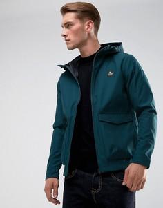 Куртка харрингтон с логотипом Jack & Jones - Темно-синий