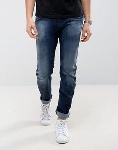 Синие джинсы Jack & Jones - Синий
