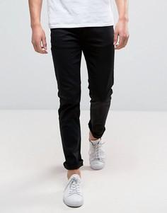 Саржевые брюки Ben Sherman Franklin - Черный