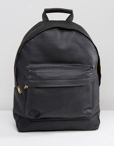 Черный рюкзак с перфорацией Mi Pac - Черный