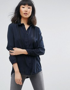 Рубашка Moss Copenhagen - Черный