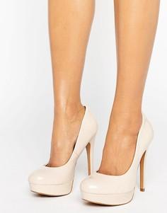 Туфли на платформе ALDO - Светло-серый