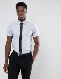 Рубашка с короткими рукавами Minimum Espera - Синий