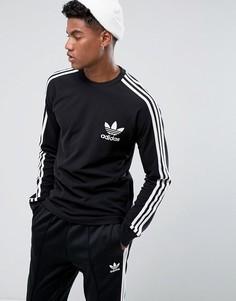 Черная футболка adidas Originals BQ7519 - Черный
