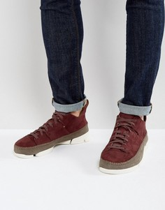 Кроссовки Clarks Originals Trigenic - Красный