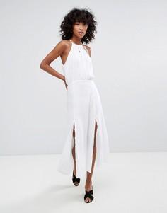 Платье макси d.RA Marceline - Белый
