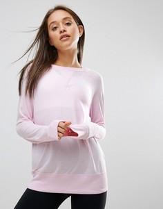 Розовый свитшот Nike Gym Vintage - Розовый