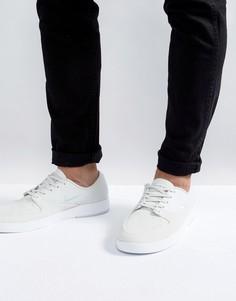Белые кроссовки Nike SB Zoom P-Rod X 918304-101 - Белый