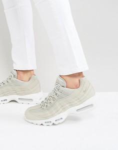 Серые кроссовки Nike Air Max 95 749766-020 - Серый