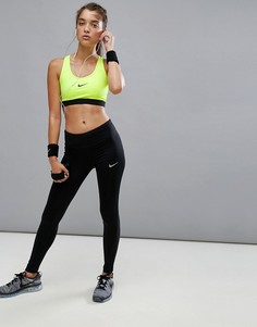 Леггинсы Nike Running Power Racer - Черный