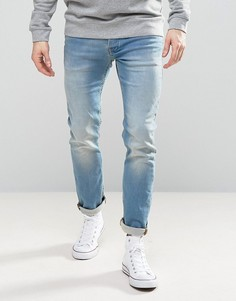 Суперэластичные зауженные джинсы Jack & Jones Intelligence - Синий