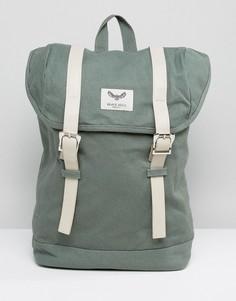 Рюкзак с двумя ремешками Brave Soul - Зеленый