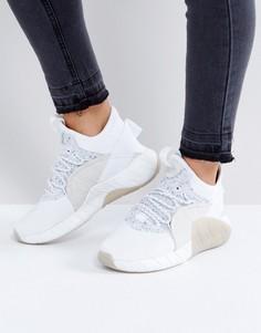 Белые кроссовки adidas Originals Tubular Rise - Белый