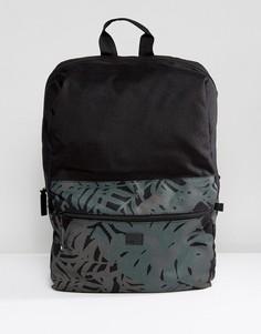 Рюкзак с карманом с камуфляжным принтом G-Star Estan - Черный