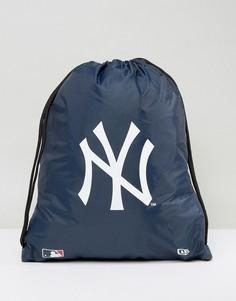 Рюкзак на шнурке New Era - Черный
