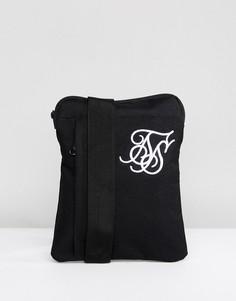 Черная сумка для полетов SikSilk - Черный