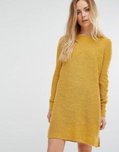 Платье-джемпер Vila - Зеленый