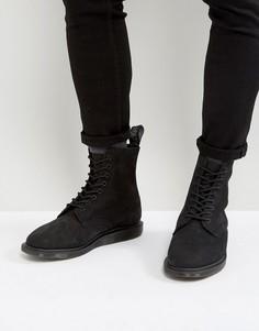 Ботинки на танкетке Dr Martens Whitton - Черный