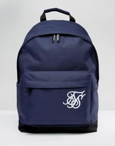 Темно-синий рюкзак SikSilk - Темно-синий