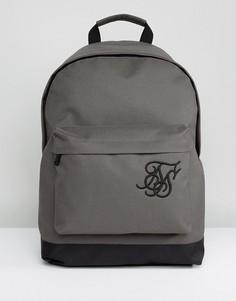 Рюкзак цвета хаки SikSilk - Зеленый