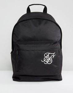 Черный рюкзак SikSilk - Черный